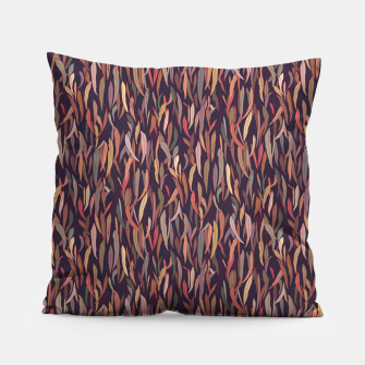 Thumbnail image of Mysterious Eucalyptus Forest Pillow, Live Heroes