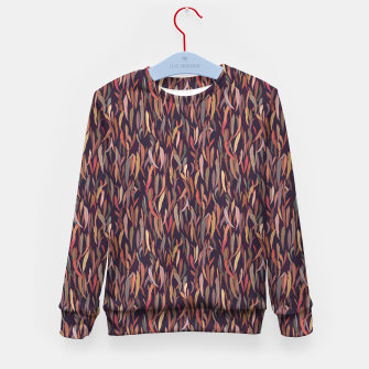 Thumbnail image of Mysterious Eucalyptus Forest Kid's sweater, Live Heroes