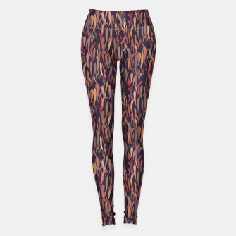 Thumbnail image of Mysterious Eucalyptus Forest Leggings, Live Heroes