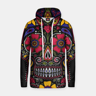 Thumbnail image of Day of the Dead Hoodie, Live Heroes