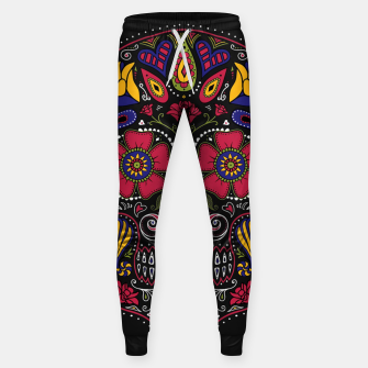 Thumbnail image of Day of the Dead Sweatpants, Live Heroes