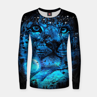 Thumbnail image of Wild Beauty Women sweater, Live Heroes