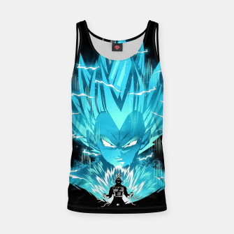 Thumbnail image of Super Saiyan Tank Top, Live Heroes