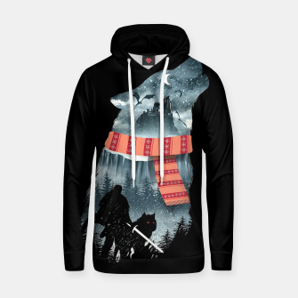 Miniature de image de Winter has come Hoodie, Live Heroes