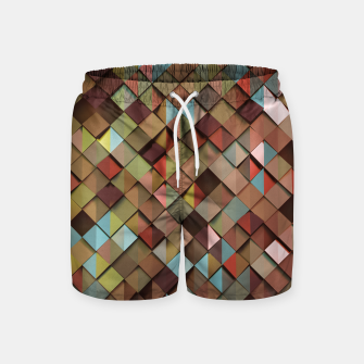 Thumbnail image of Shimmer Dance 6 Swim Shorts, Live Heroes