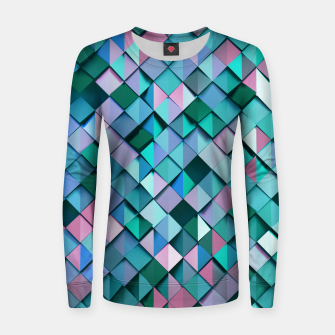 Thumbnail image of Shimmer Dance 4 Women sweater, Live Heroes