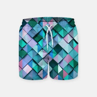 Thumbnail image of Shimmer Dance 4 Swim Shorts, Live Heroes