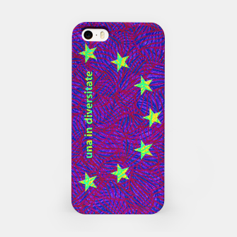 Thumbnail image of una in diversitate iPhone Case, Live Heroes