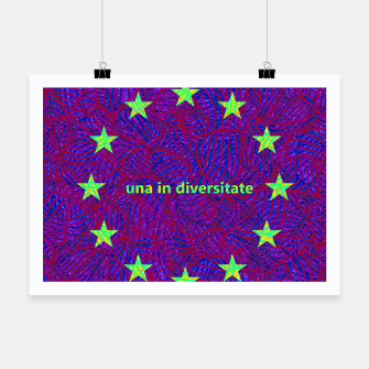 Thumbnail image of una in diversitate Poster, Live Heroes