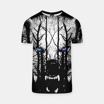 Winter Wolf T-shirt miniature