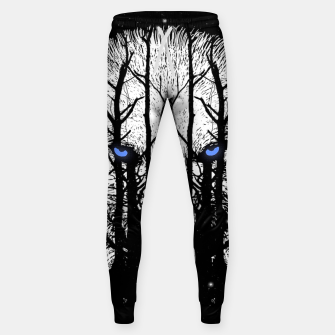 Miniature de image de Winter Wolf Sweatpants, Live Heroes