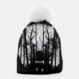 Winter Wolf Beanie miniature