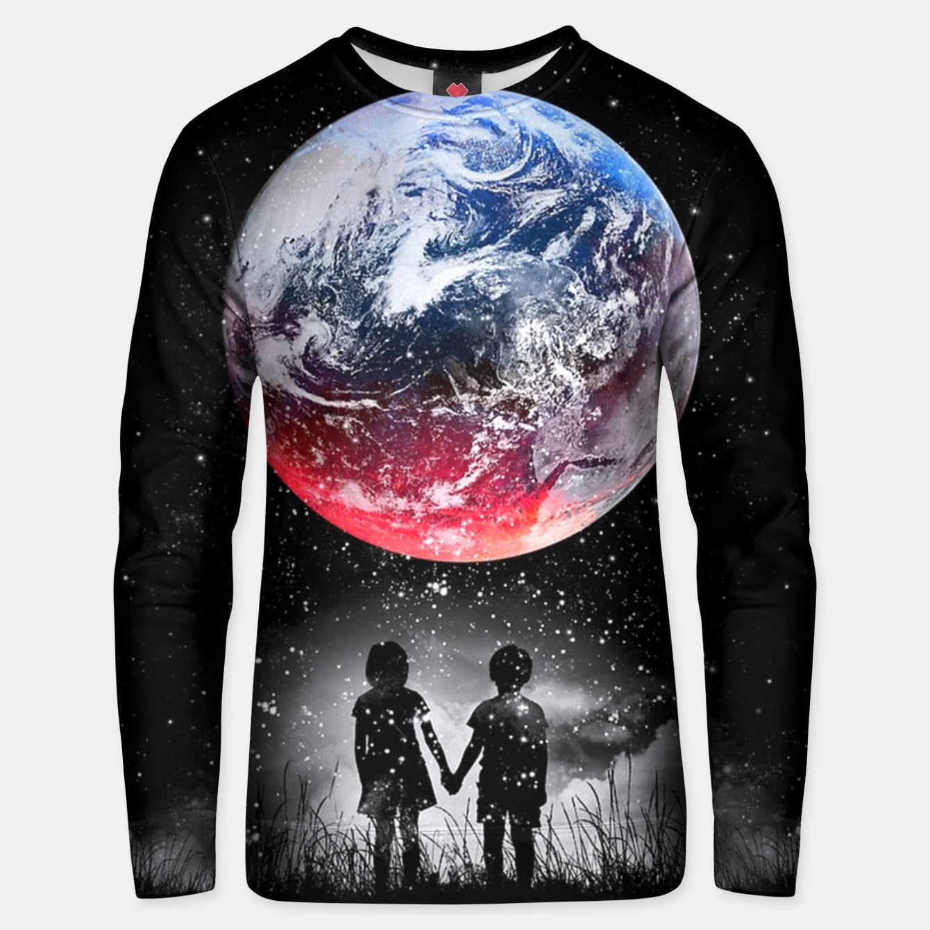 Image of Always Together Unisex sweater - Live Heroes