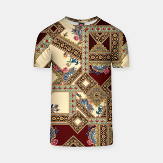 Thumbnail image of Luxury Abstract Design T-Shirt, Live Heroes