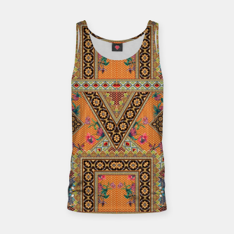 Miniatur Luxury Abstract Design Muskelshirt , Live Heroes