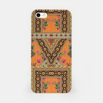 Miniatur Luxury Abstract Design iPhone-Hülle, Live Heroes