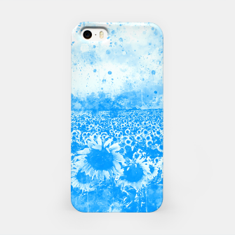 abstract sunflowers wswb iPhone Case thumbnail image