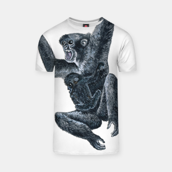 Thumbnail image of gibbons t shirt, Live Heroes