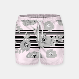 Thumbnail image of Grey Gardens Swim Shorts, Live Heroes