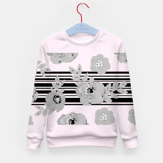 Thumbnail image of Grey Gardens Kid's sweater, Live Heroes