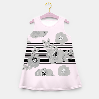 Thumbnail image of Grey Gardens Girl's summer dress, Live Heroes