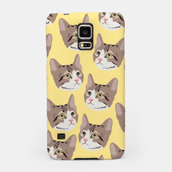 Thumbnail image of Kitty Samsung Case, Live Heroes
