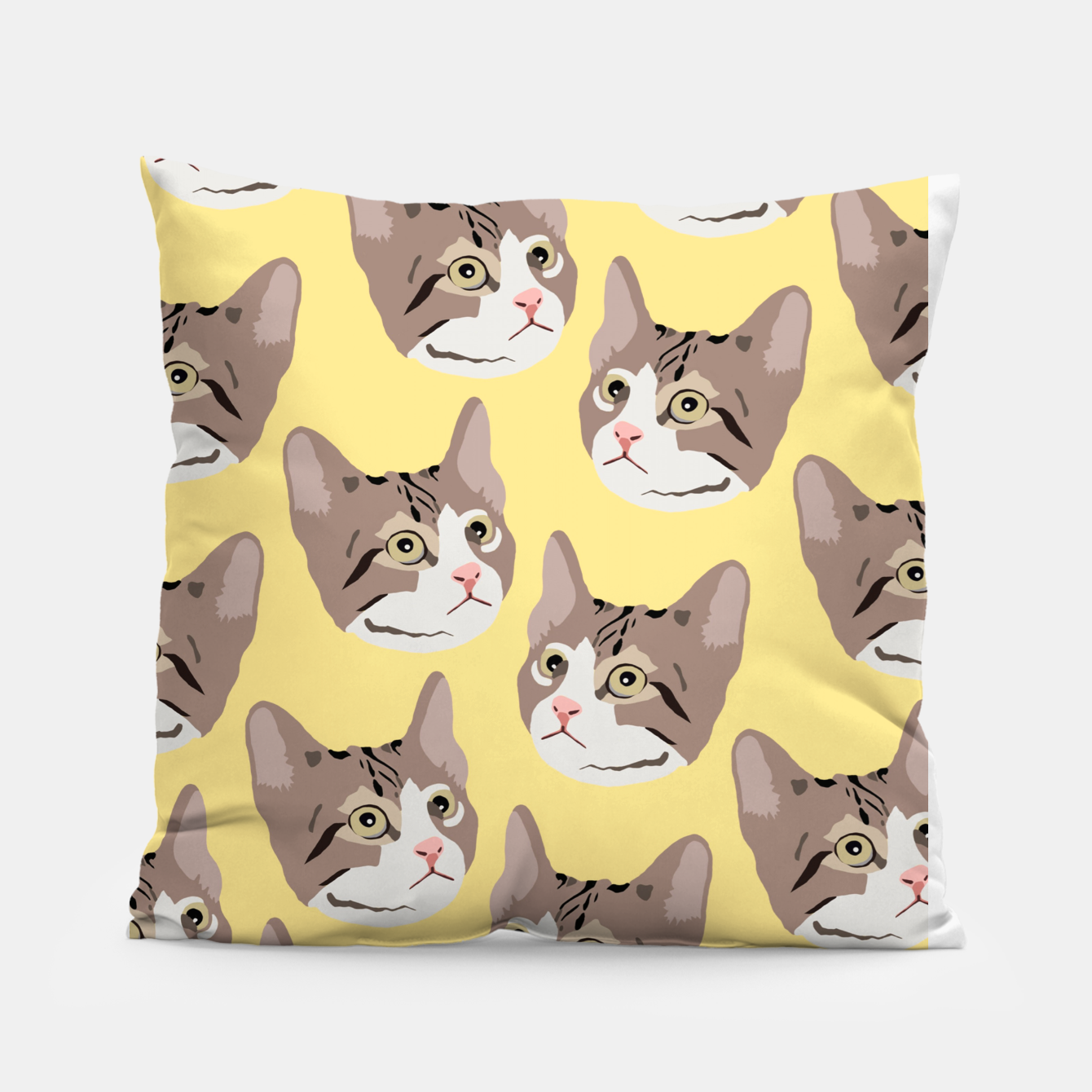 Foto Kitty Pillow - Live Heroes
