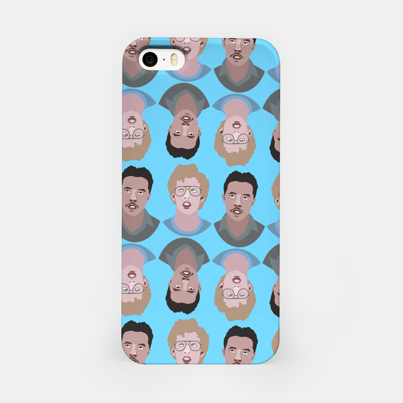 Image of Napoleon Dynamite iPhone Case - Live Heroes