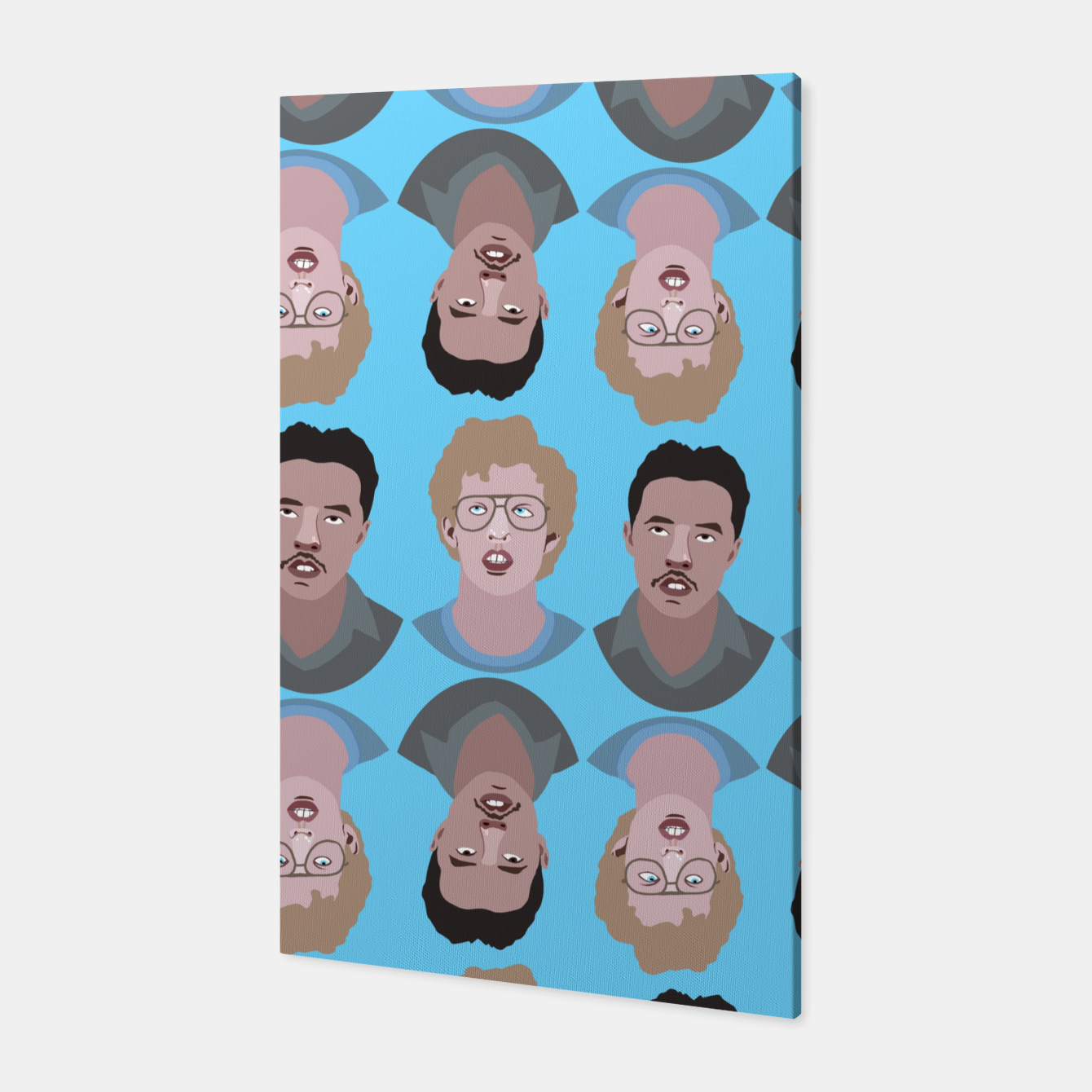 Image of Napoleon Dynamite Canvas - Live Heroes