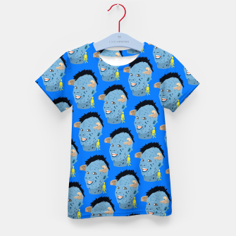 Thumbnail image of Little Munsters Kid's t-shirt, Live Heroes
