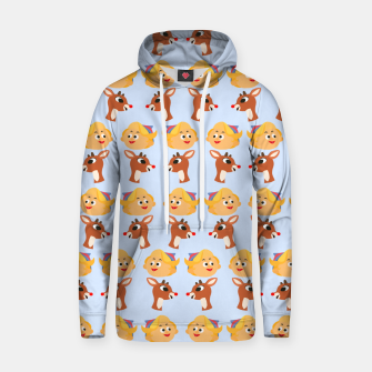 Thumbnail image of Rudolph The Red Nose Raindeer Hoodie, Live Heroes
