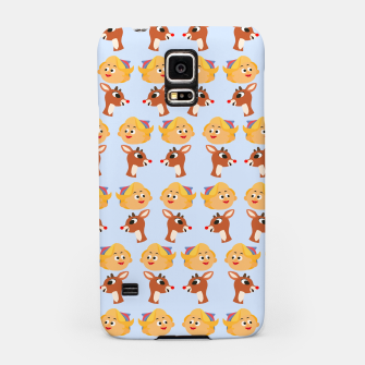 Thumbnail image of Rudolph The Red Nose Raindeer Samsung Case, Live Heroes