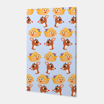 Thumbnail image of Rudolph The Red Nose Raindeer Canvas, Live Heroes