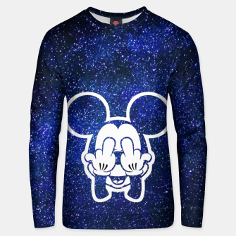 Rebel Mickey Unisex sweater miniature