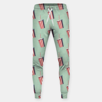 Thumbnail image of FAST FOOD / Softdrink - pattern Sweatpants, Live Heroes