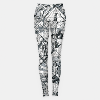 Thumbnail image of WOW Leggings, Live Heroes