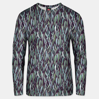 Thumbnail image of Evergreen Eucalyptus Forest Unisex sweater, Live Heroes
