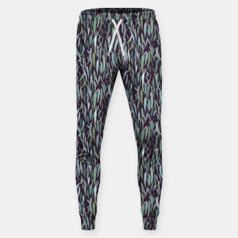 Miniatur Evergreen Eucalyptus Forest Sweatpants, Live Heroes