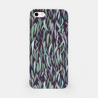 Miniatur Evergreen Eucalyptus Forest iPhone Case, Live Heroes