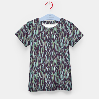 Thumbnail image of Evergreen Eucalyptus Forest Kid's t-shirt, Live Heroes