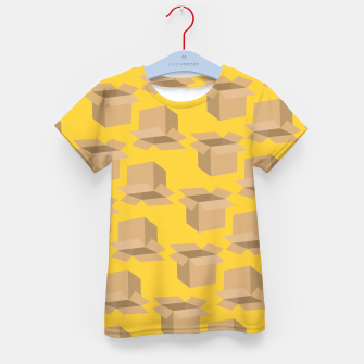 Thumbnail image of Moving Kid's t-shirt, Live Heroes