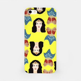 Thumbnail image of Wonder Woman iPhone Case, Live Heroes