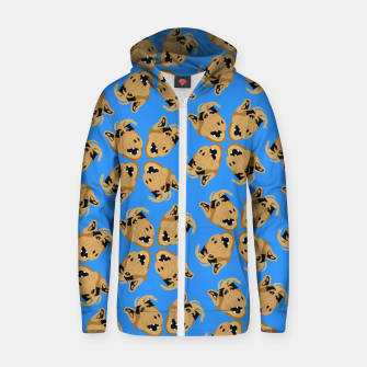 Thumbnail image of Alf 2 Zip up hoodie, Live Heroes