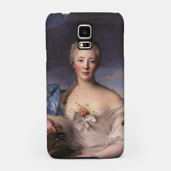 Thumbnail image of Madame Le Fèvre de Caumartin as Hebe By Jean-Marc Nattier Samsung Case, Live Heroes