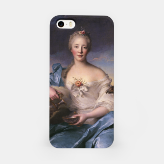 Thumbnail image of Madame Le Fèvre de Caumartin as Hebe By Jean-Marc Nattier iPhone Case, Live Heroes