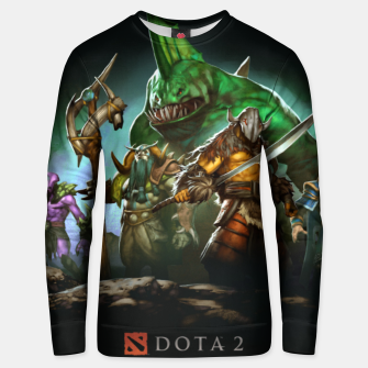 Thumbnail image of фан2 Unisex sweater, Live Heroes
