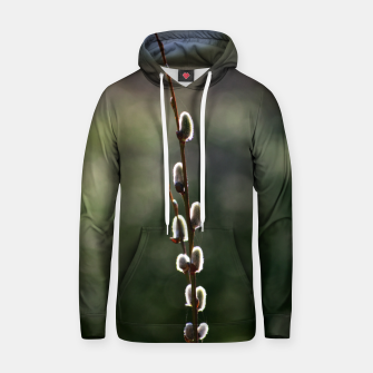 Thumbnail image of Pussy willow Hoodie, Live Heroes