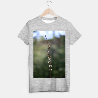 Thumbnail image of Pussy willow T-shirt regular, Live Heroes