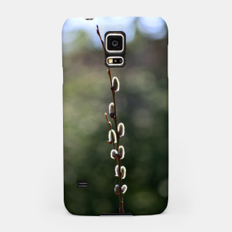 Thumbnail image of Pussy willow Samsung Case, Live Heroes