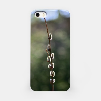 Thumbnail image of Pussy willow iPhone Case, Live Heroes